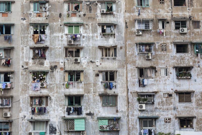 Construcción de viviendas en Ho Chi Minh fotos de archivo