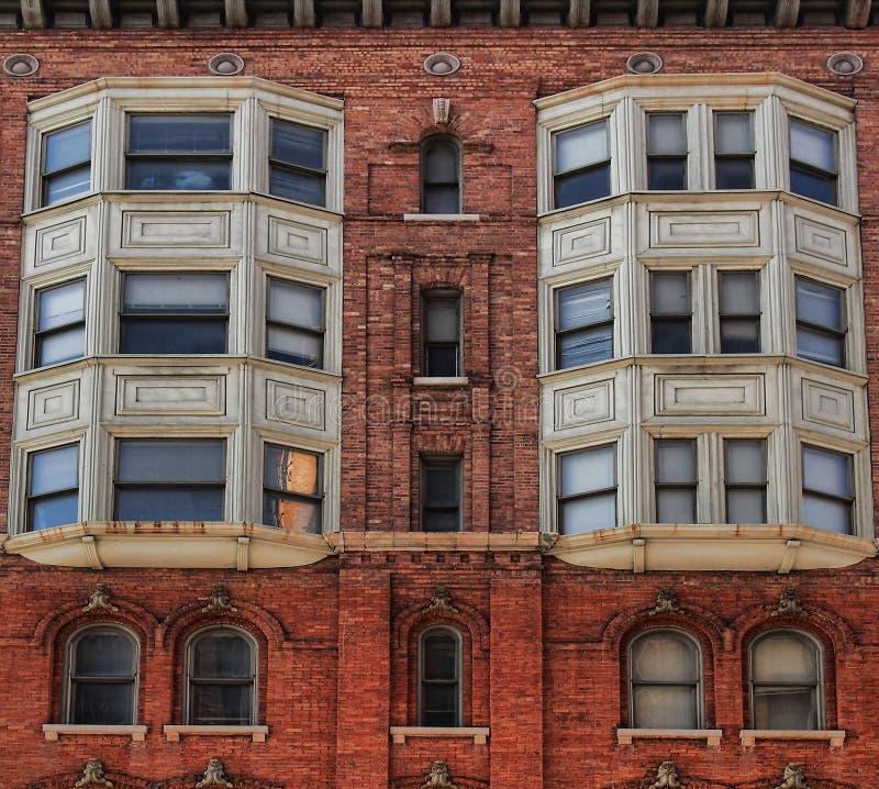Construcción de viviendas urbana exclusiva fotos de archivo libres de regalías