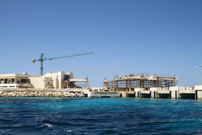 Constructing a new Harbour