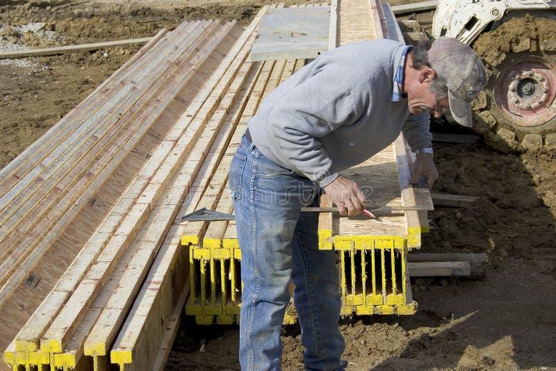 Construction à la maison 5 photographie stock libre de droits