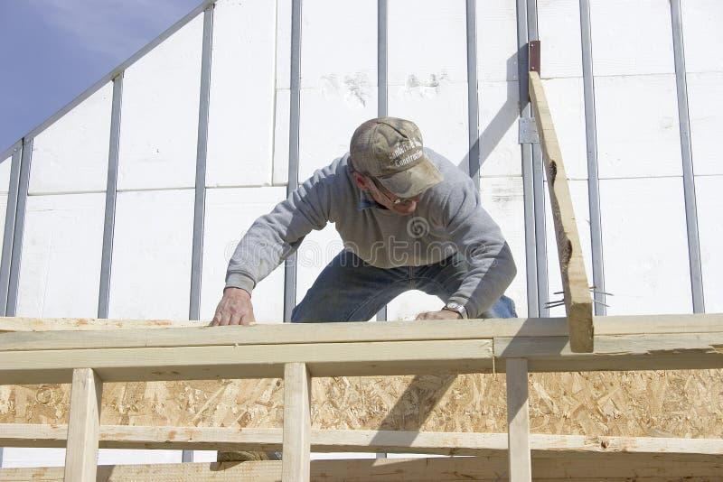 Construction à La Maison 7 Photographie stock libre de droits