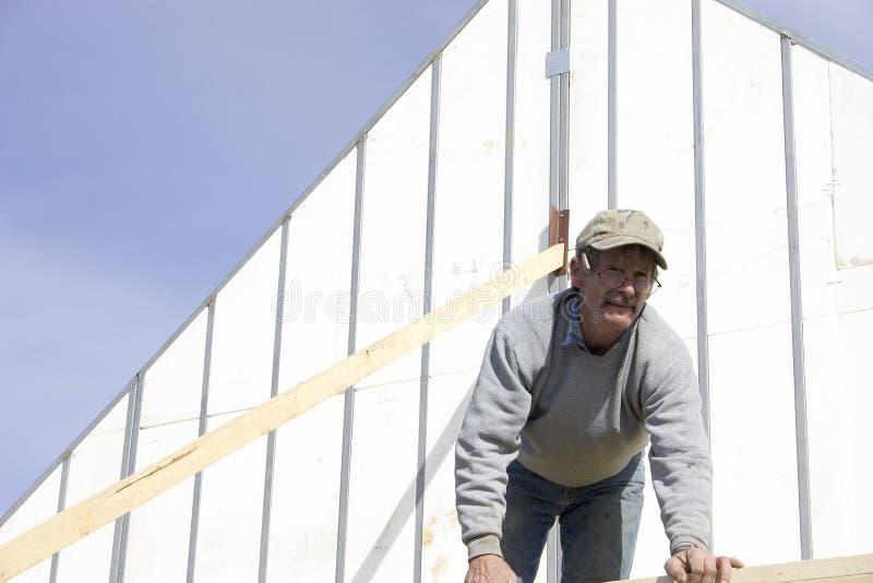 Construction à la maison 9 image stock