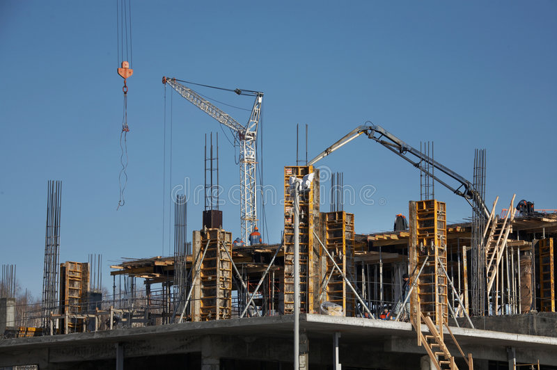 Construction 07 photographie stock libre de droits