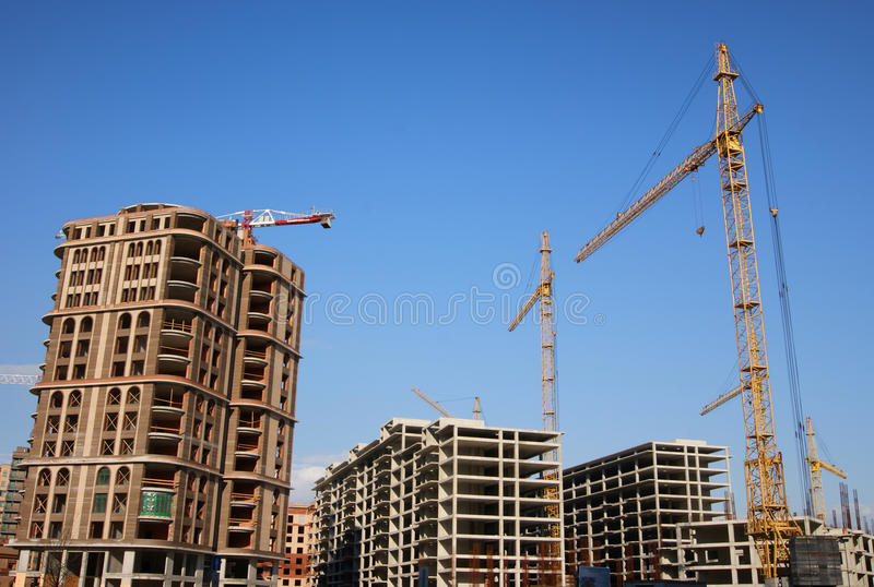 Construction_1 royalty free stock photography