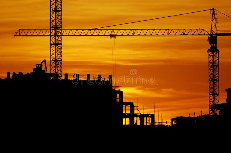 Construction_1 fotos de stock