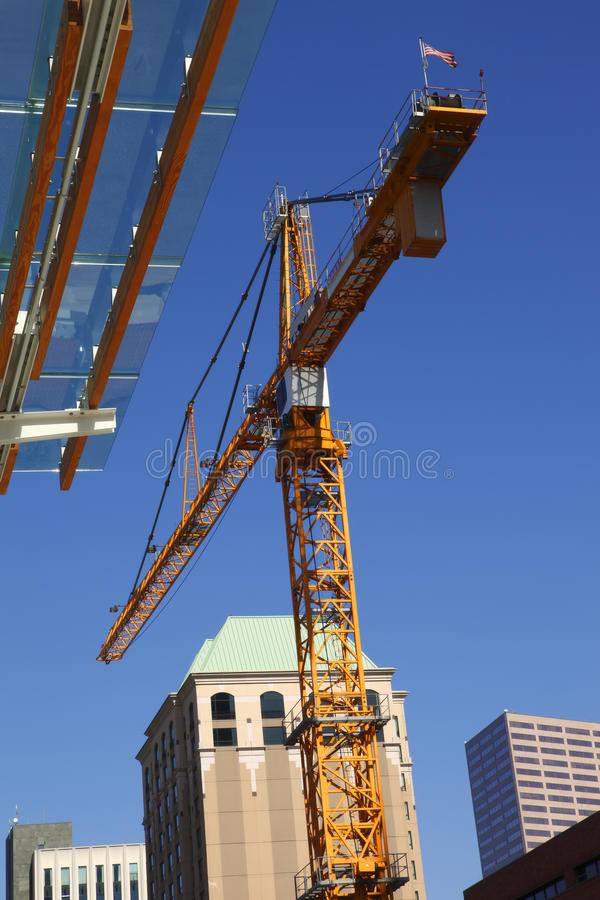 Download Construction. stock image. Image of west, steel, workplaces - 13499775