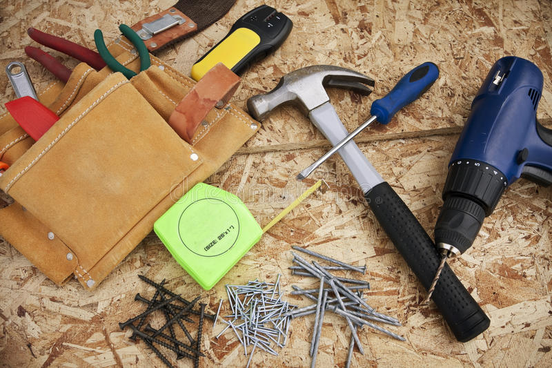Download Construction stock photo. Image of stud, wood, board - 13651148