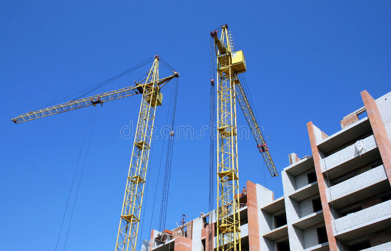 Download Construction stock photo. Image of wall, architecture - 18473400