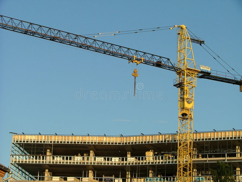 Download Construction stock photo. Image of residence, framework - 196292