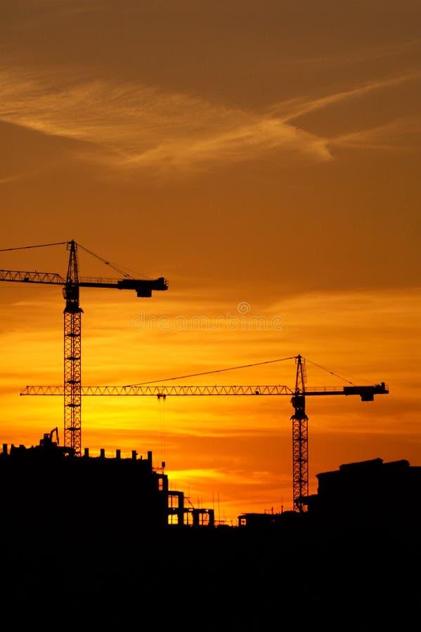 Construction_2 imagen de archivo libre de regalías