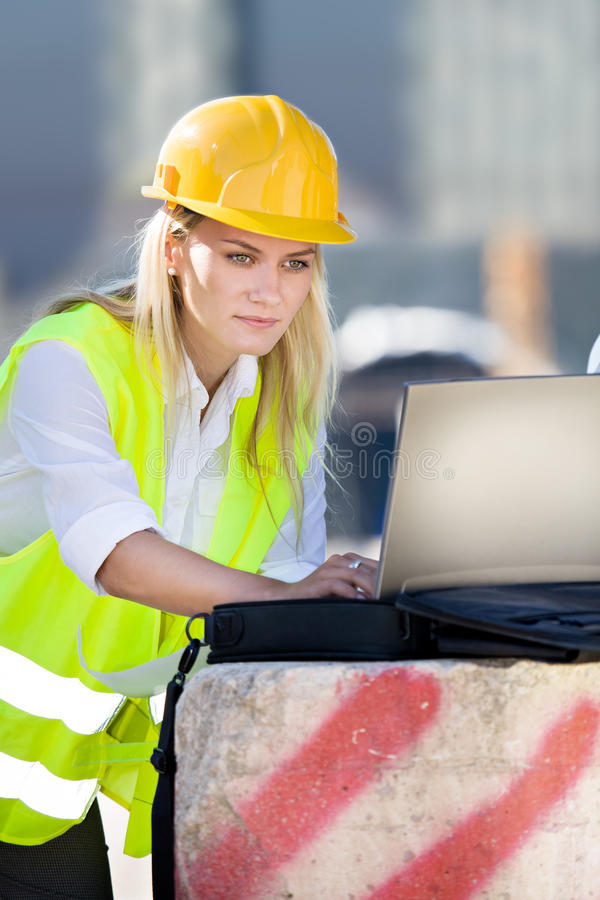 Download Construction stock photo. Image of consultant, building - 27640686