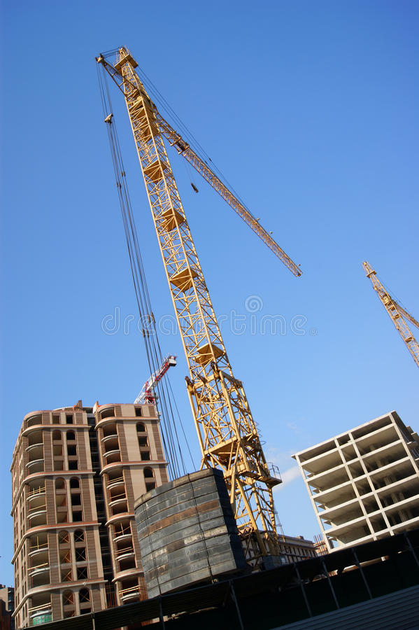 Construction_3 stock photography
