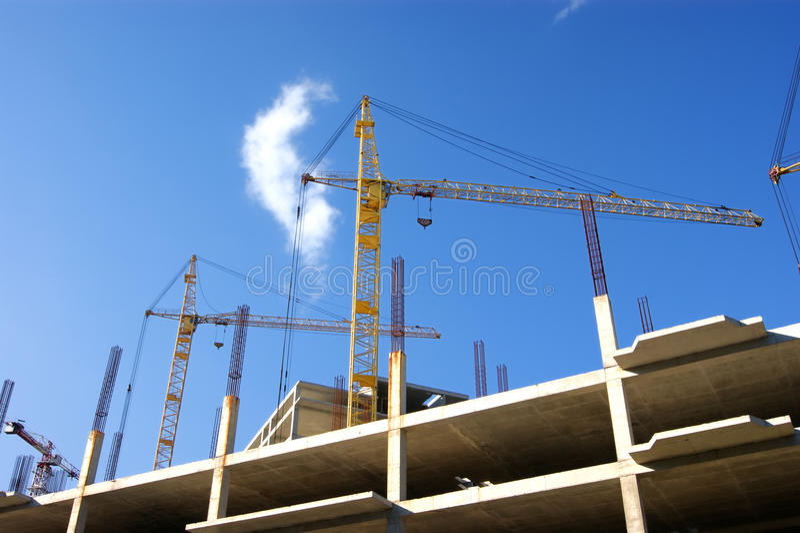 Construction_3 royalty free stock photo