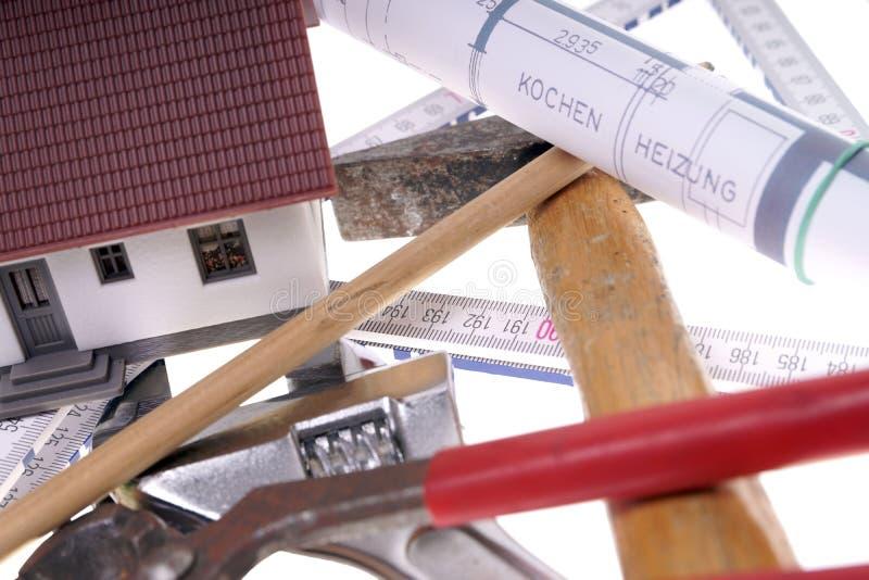 Construction photo libre de droits