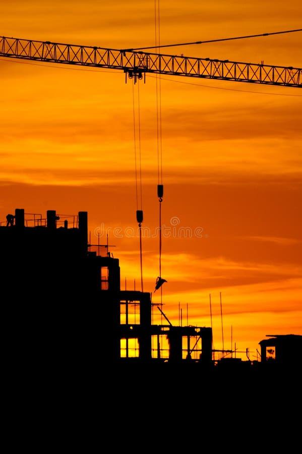Construction_4 fotografia stock libera da diritti
