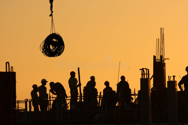 Construction photos stock