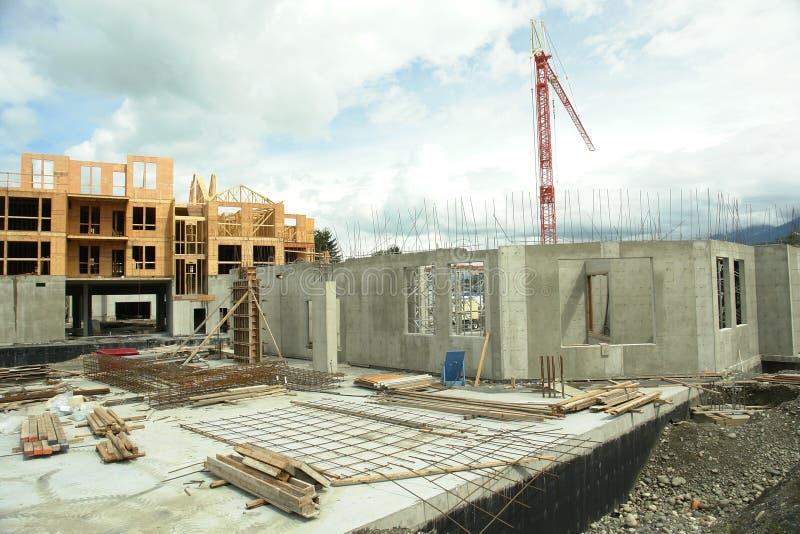Construction   photographie stock