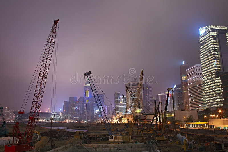 Download Construction stock image. Image of modern, construction - 7671617