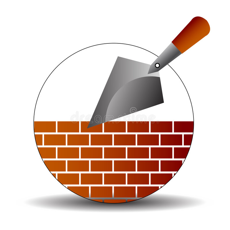 Construction stock illustration