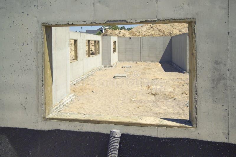 Construction-Base Photographie stock libre de droits