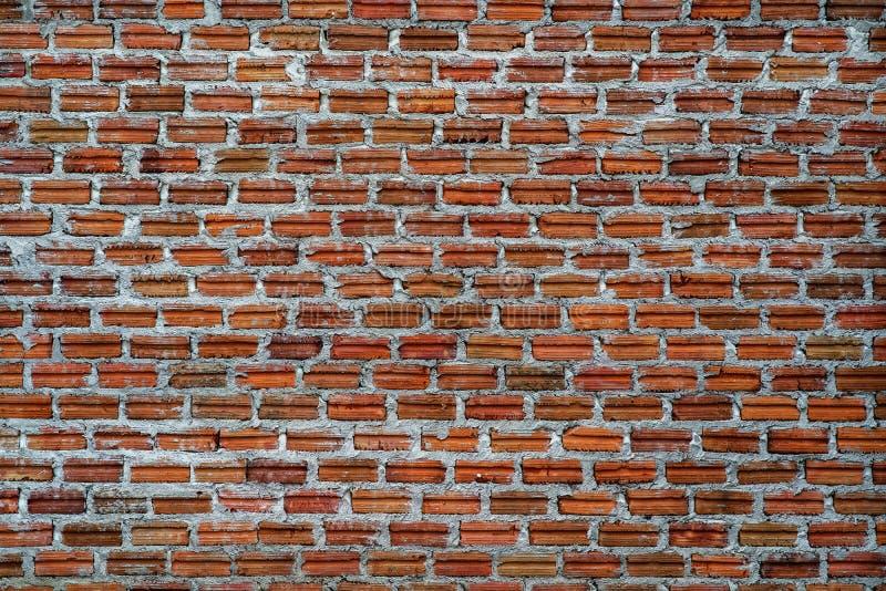 Construction brick wall backgound texture. Vignetted, loft, home, brickwall, concrete, rough, pattern, stucco, antique, brickwork, dirty, stonework, grunge stock photography