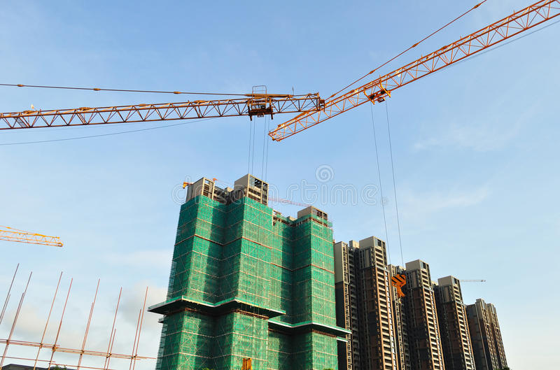 Download Construction Condominiums Buildings Stock Photos - Image: 26518513
