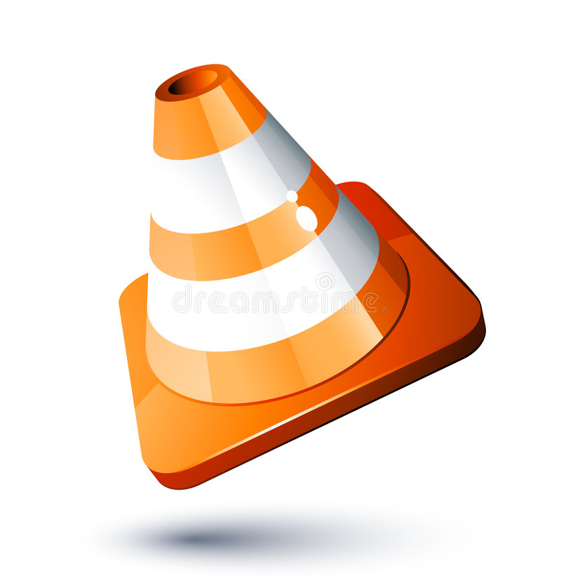 Free Construction Cone Stock Photos - 8595933