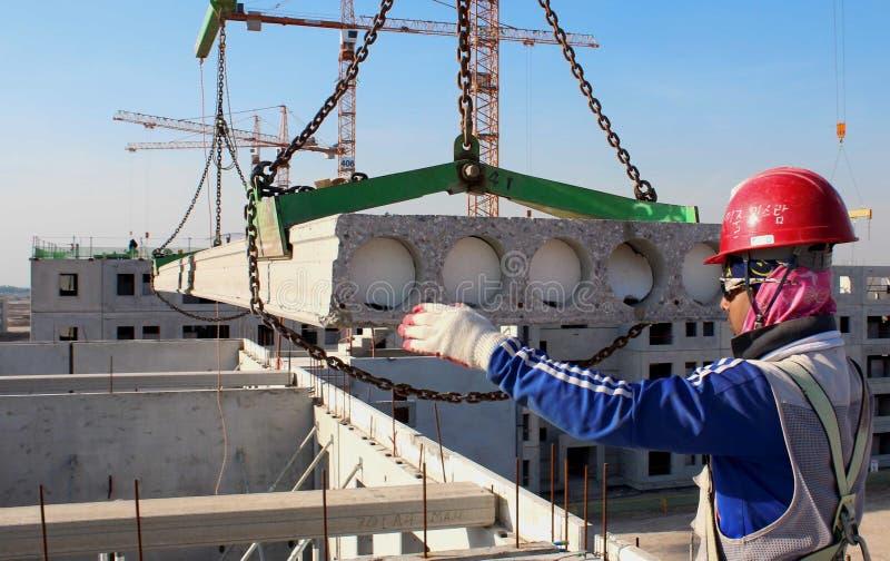 Construction, Construction Worker, Public Utility, Crane stock photos