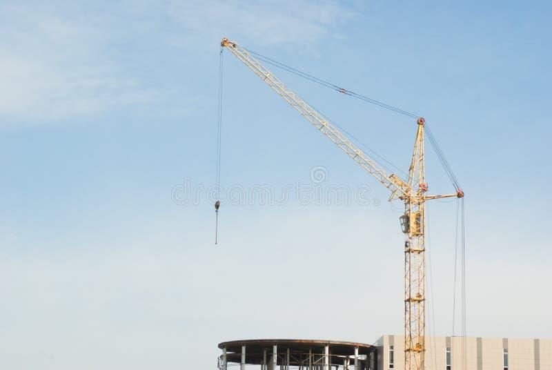 Download Construction crane stock photo. Image of site, heavy - 11028020
