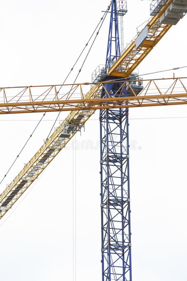 Download Construction Crane Stock Photos - Image: 20313573