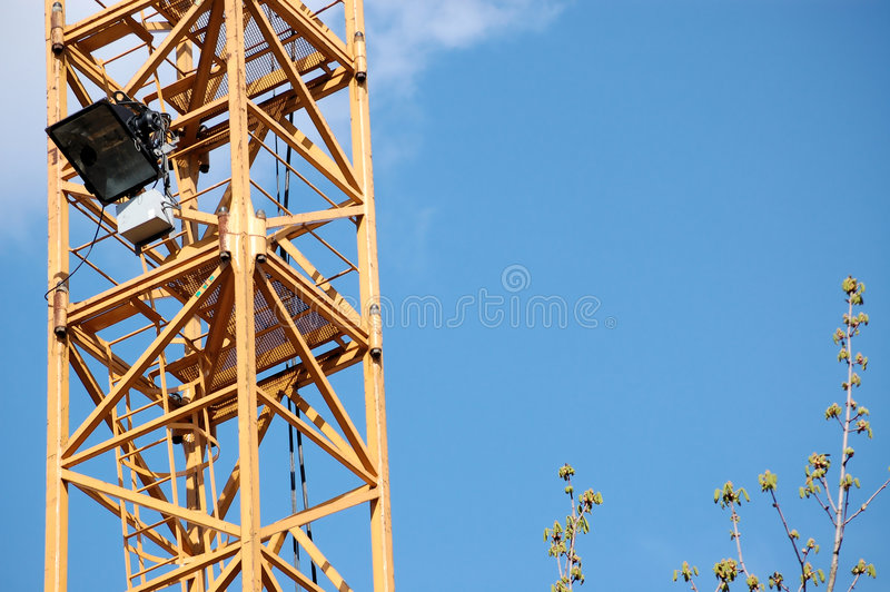 Download Construction Crane Tower Stock Images - Image: 4853014
