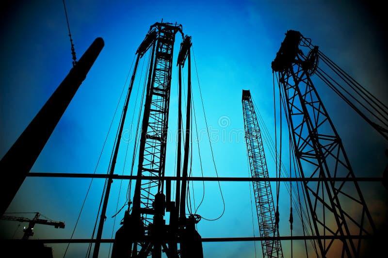 Download Construction Cranes Stock Photos - Image: 6732233