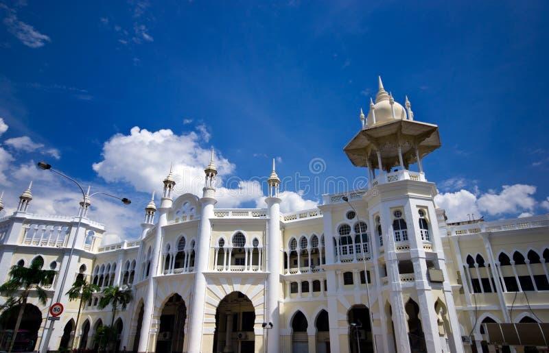 Construction d'héritage à Kuala Lumpur photographie stock libre de droits