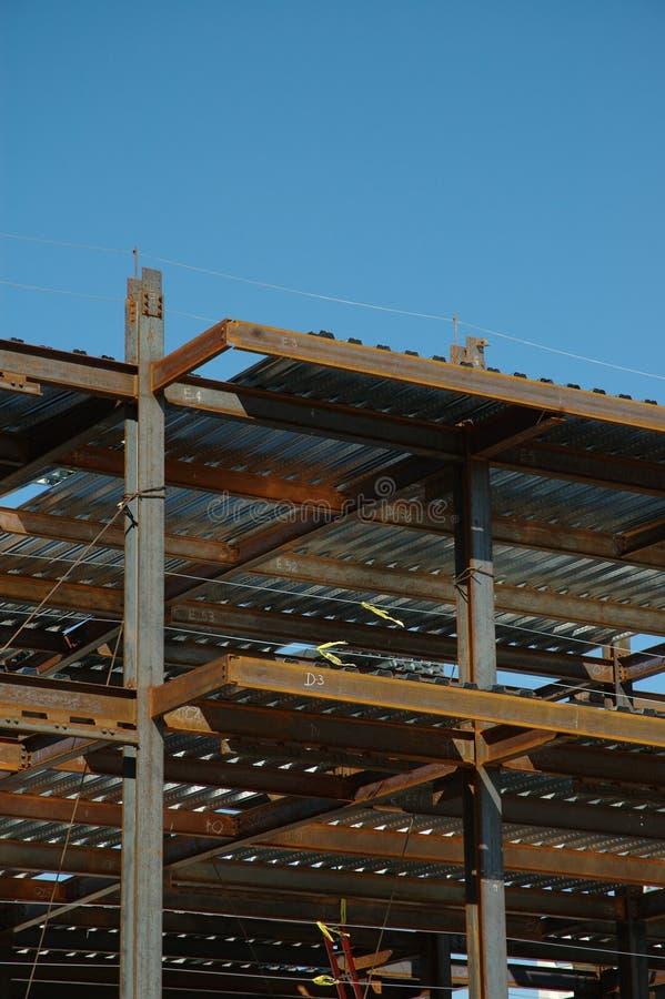Construction de bâtiments 2 photos libres de droits