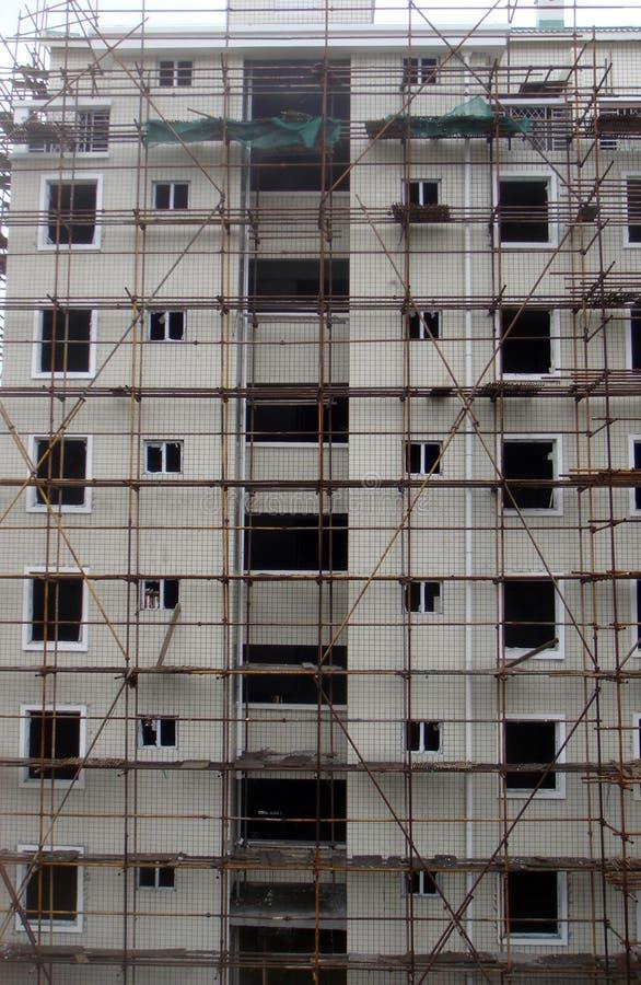 Construction de boîtier chinoise photos libres de droits