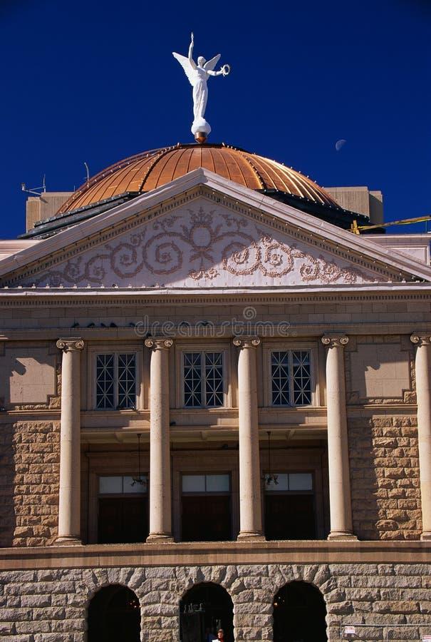 Construction de capitol d'état de l'Arizona photos stock