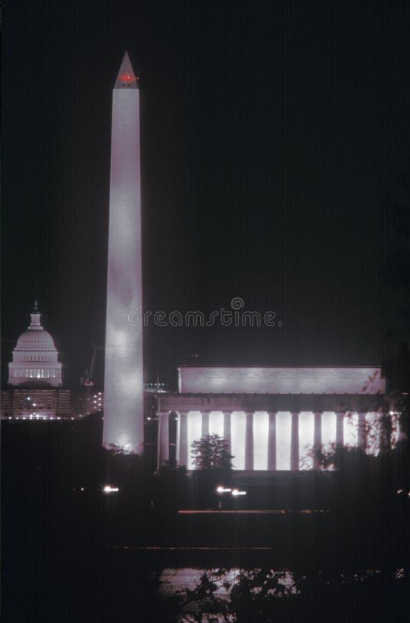 Construction de capitol des Etats-Unis image libre de droits