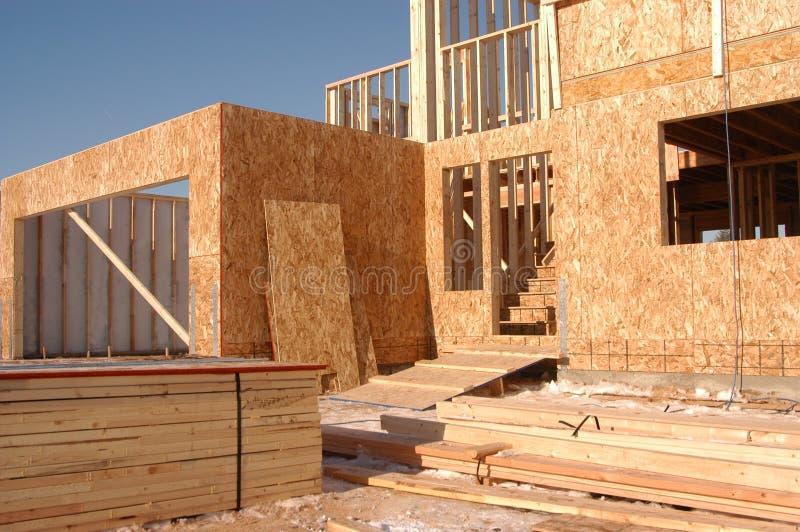 Construction de Chambre photographie stock
