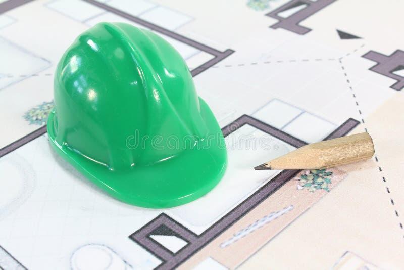 Construction de Chambre photo libre de droits