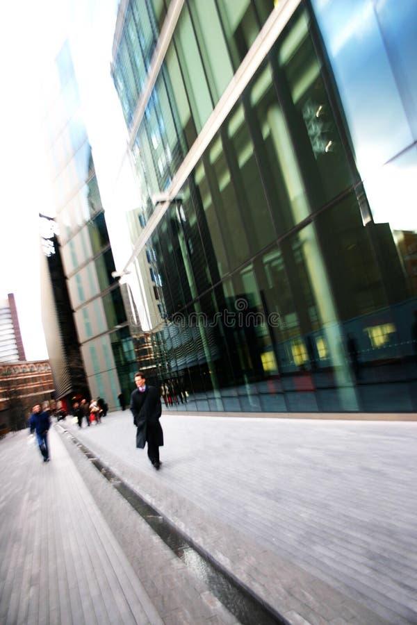 Construction de corporation photographie stock libre de droits