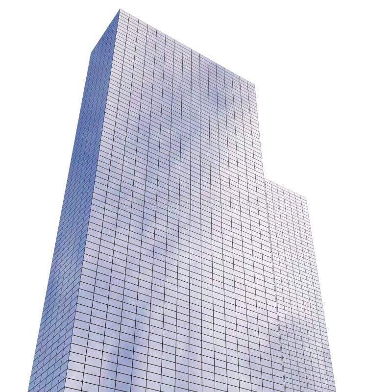 construction de corporation illustration stock