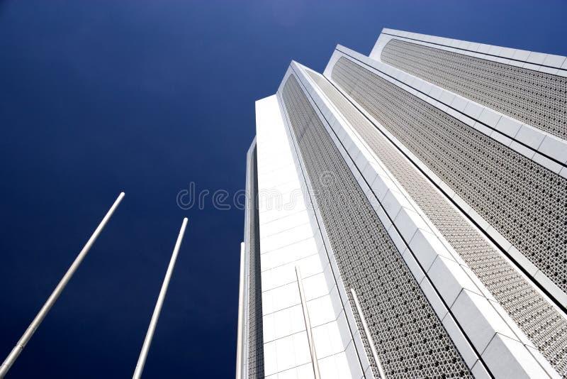 Construction de corporation moderne photo stock