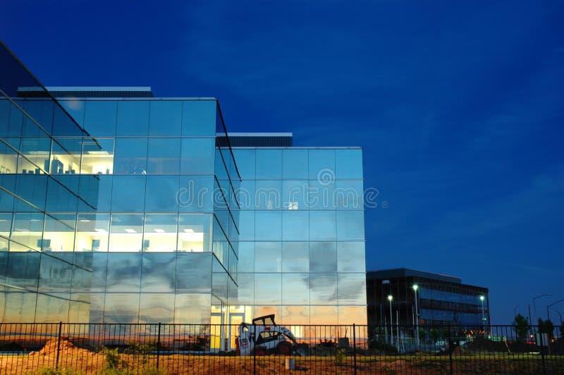 Construction de Fresno images stock