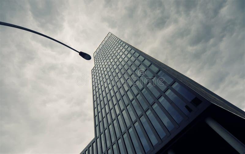Construction de gratte-ciel à Hambourg, Allemagne photo stock