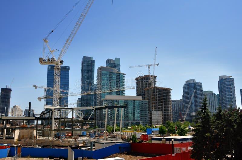 Construction de logement photo stock