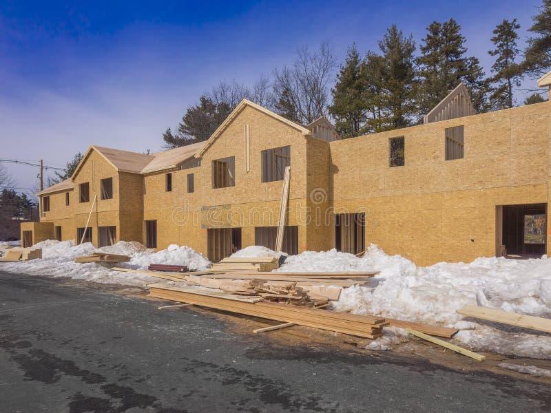 Construction de nouvelle maison image libre de droits for Nouvelle construction maison