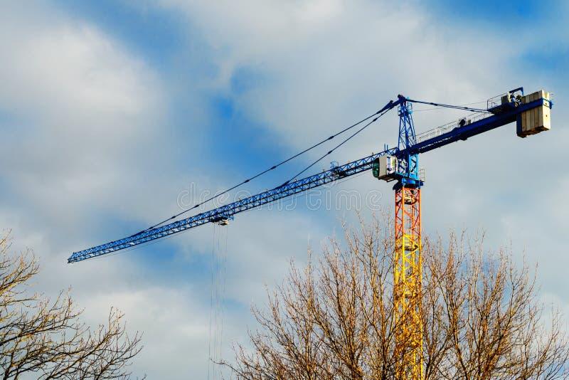Construction des Bu résidentiels photos libres de droits