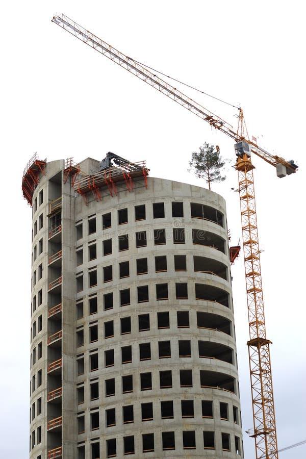 Construction des constructions images libres de droits