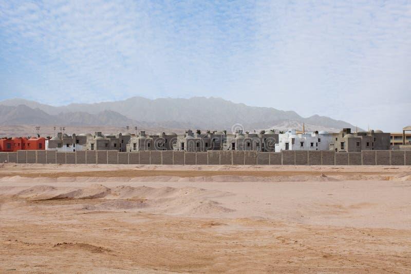 Construction des constructions neuves en Egypte photos libres de droits