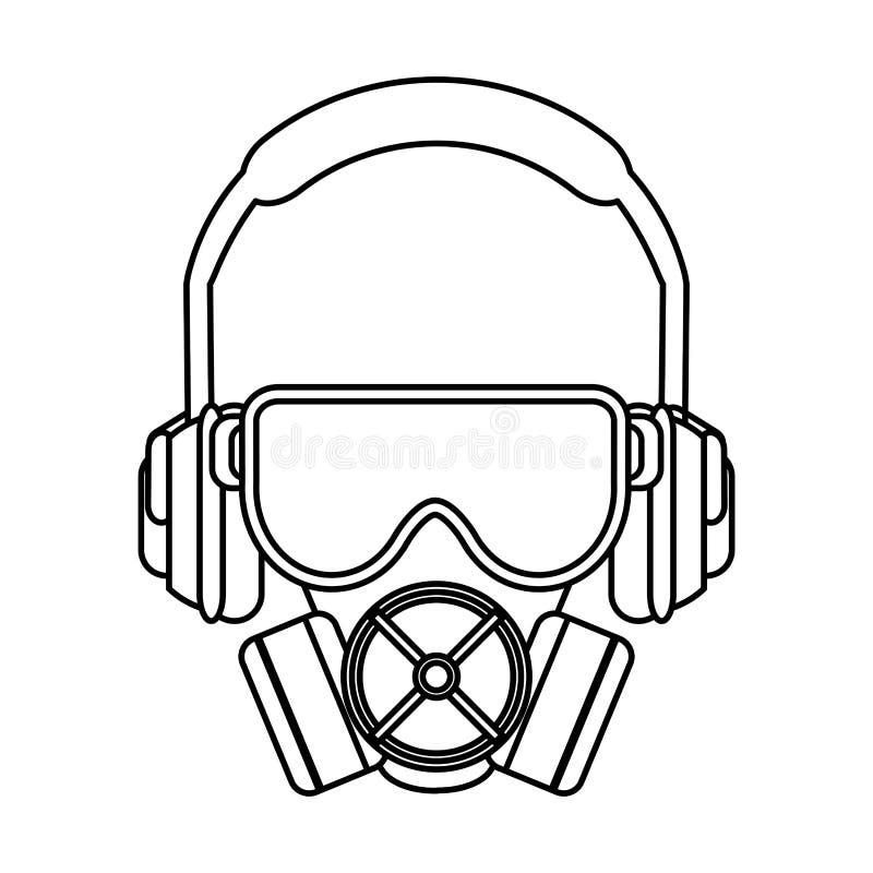 Dust Mask Stock Illustrations – 1,565 Dust Mask Stock Illustrations